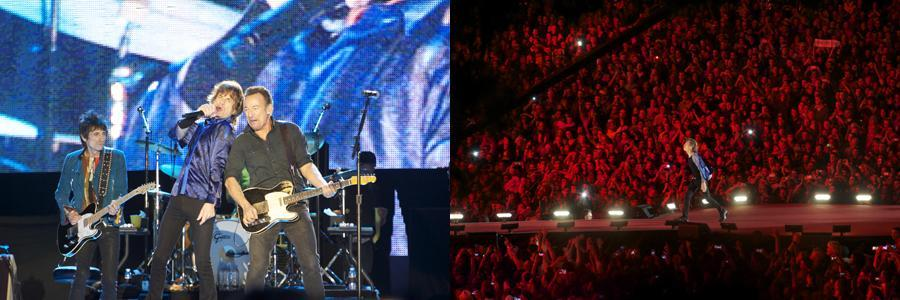 Rolling Stones Rock in Rio 2014