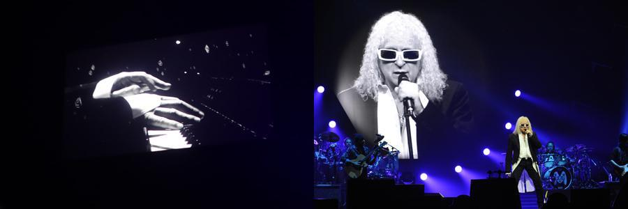 Michel Polnareff Accorhotels Arena 2016 Paris